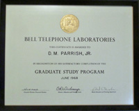 Bell Labs GSP