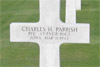 Charles Parrish Grave