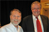 Don Parrish and Steve Forbes