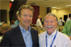 Rand Paul and Don Parrish